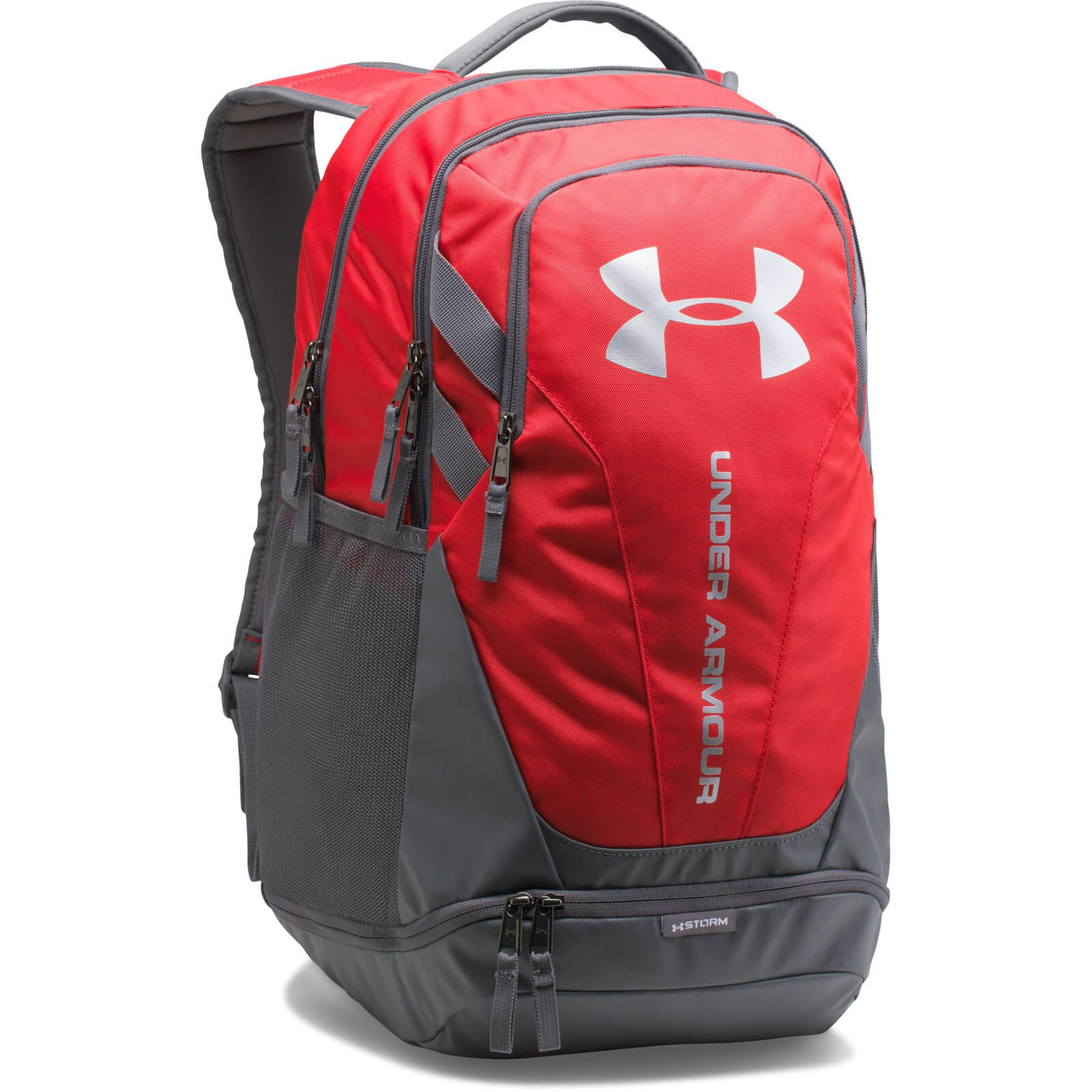 Under Armour Hustle 3.0 Backpack - Red