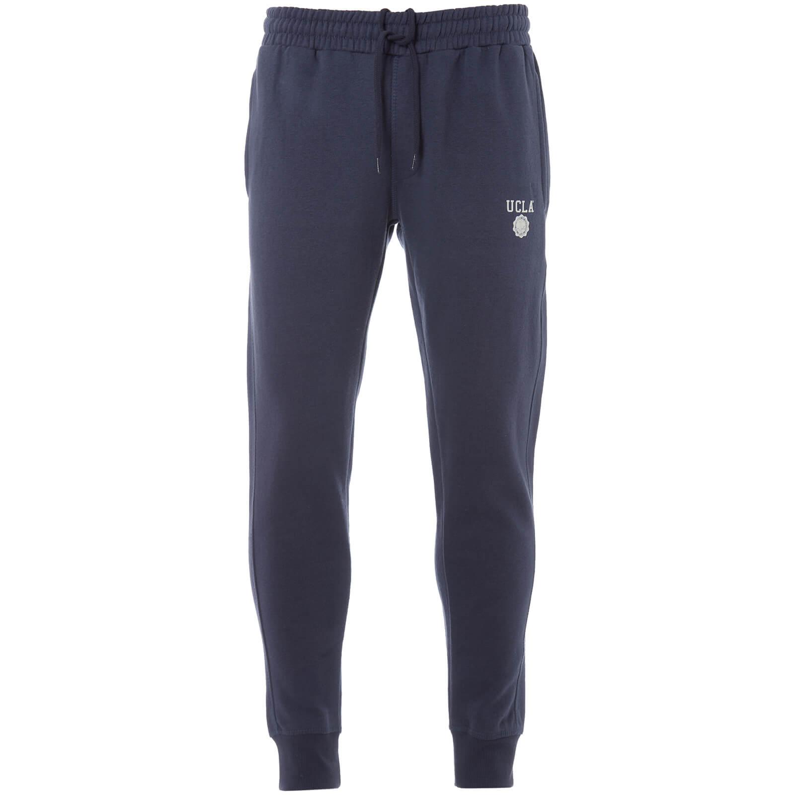 UCLA Men's Peterson Logo Sweatpants - Navy Clothing | Zavvi US
