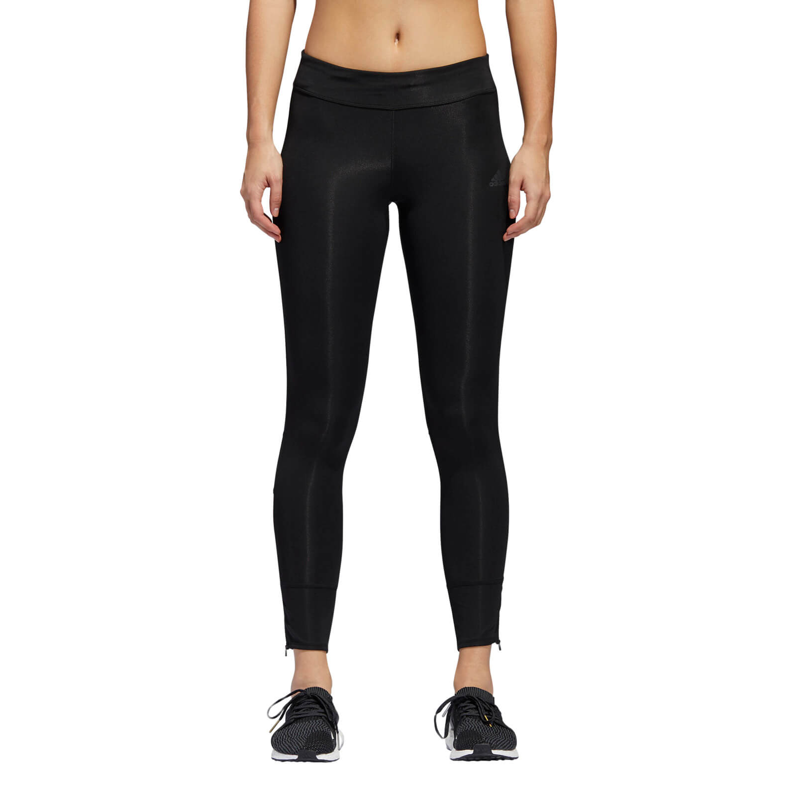 00fa255b0cc adidas Women's Response Long Tights - Black   ProBikeKit.com