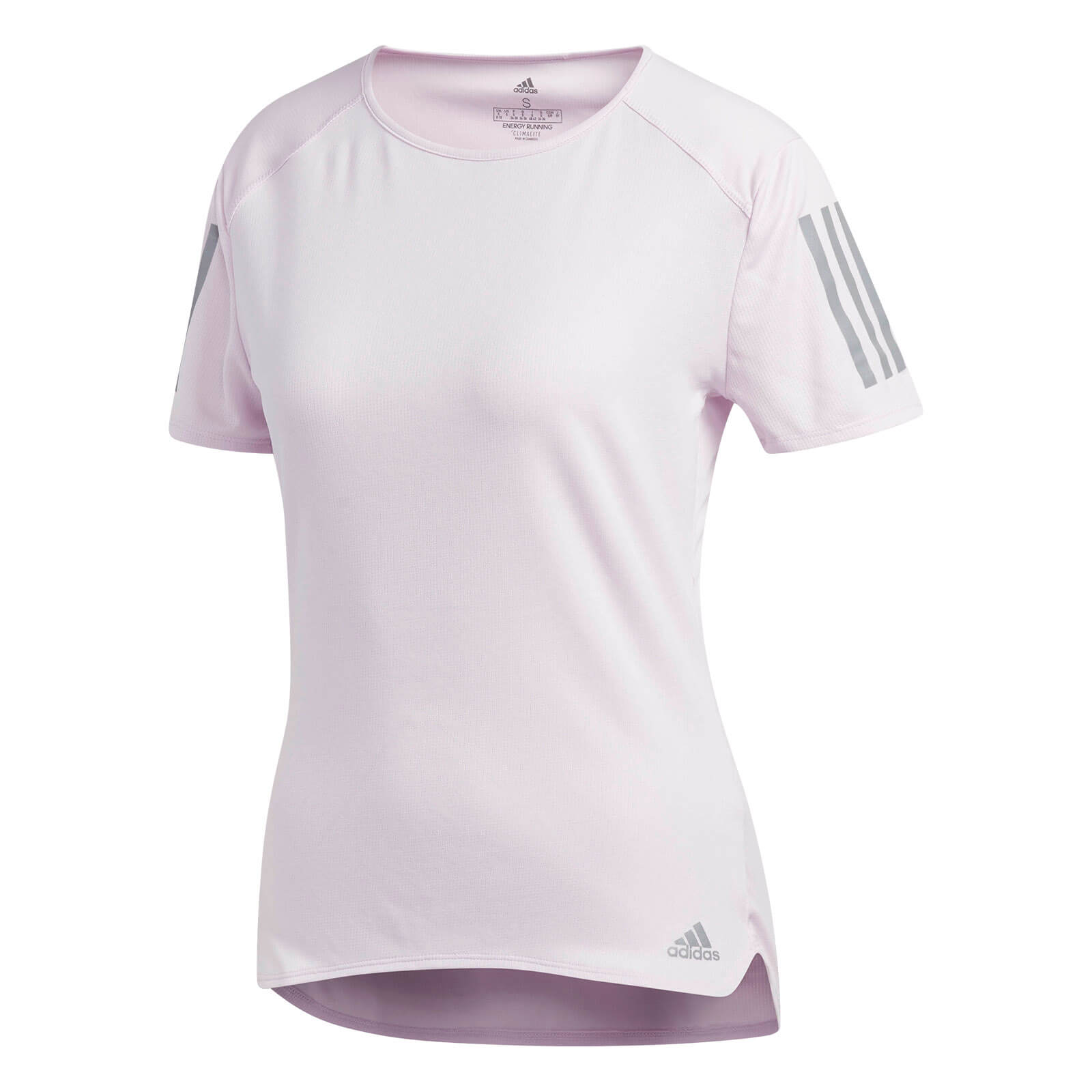 adidas shirt pink