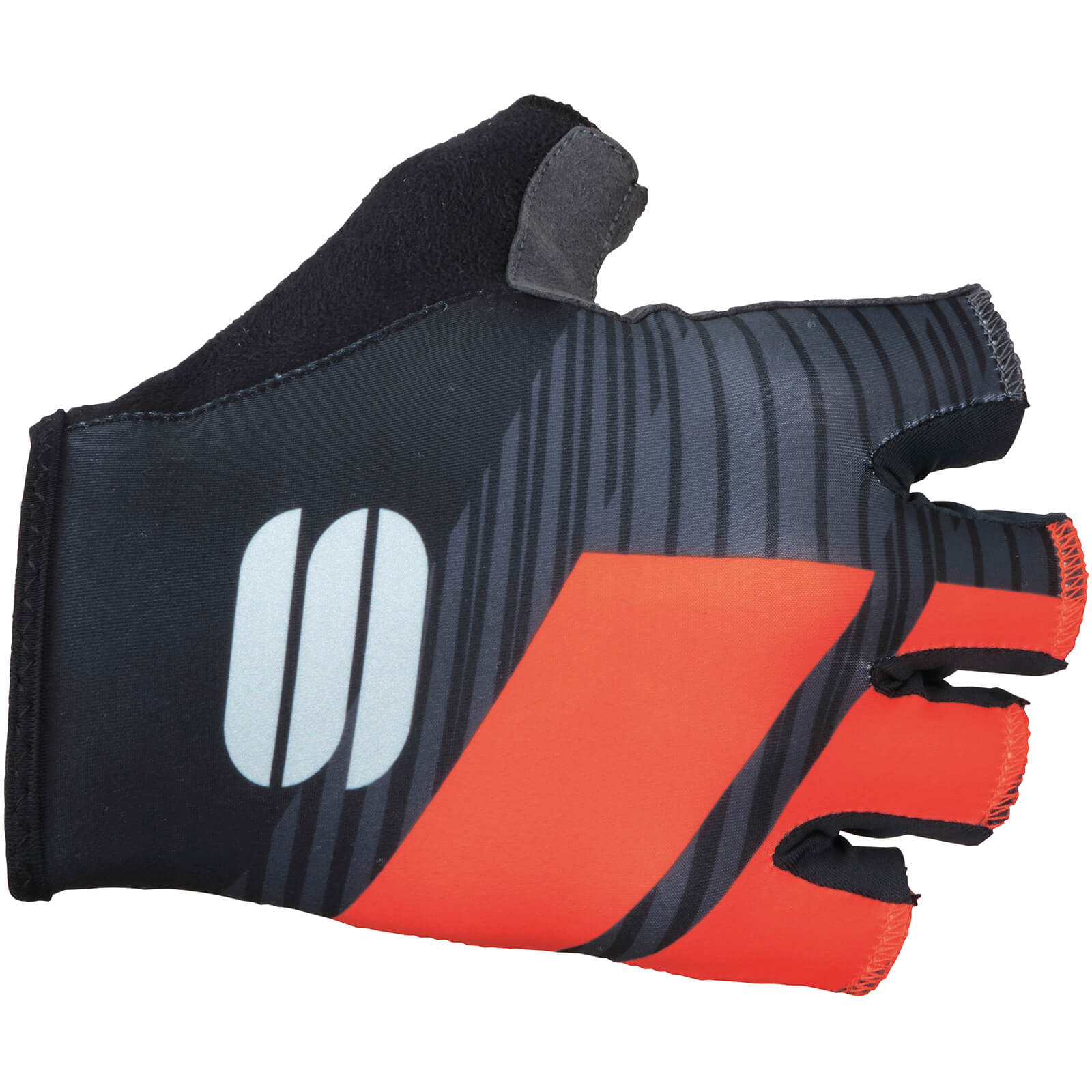 Sportful BodyFit Pro Team Gloves - Black/Coral Fluo