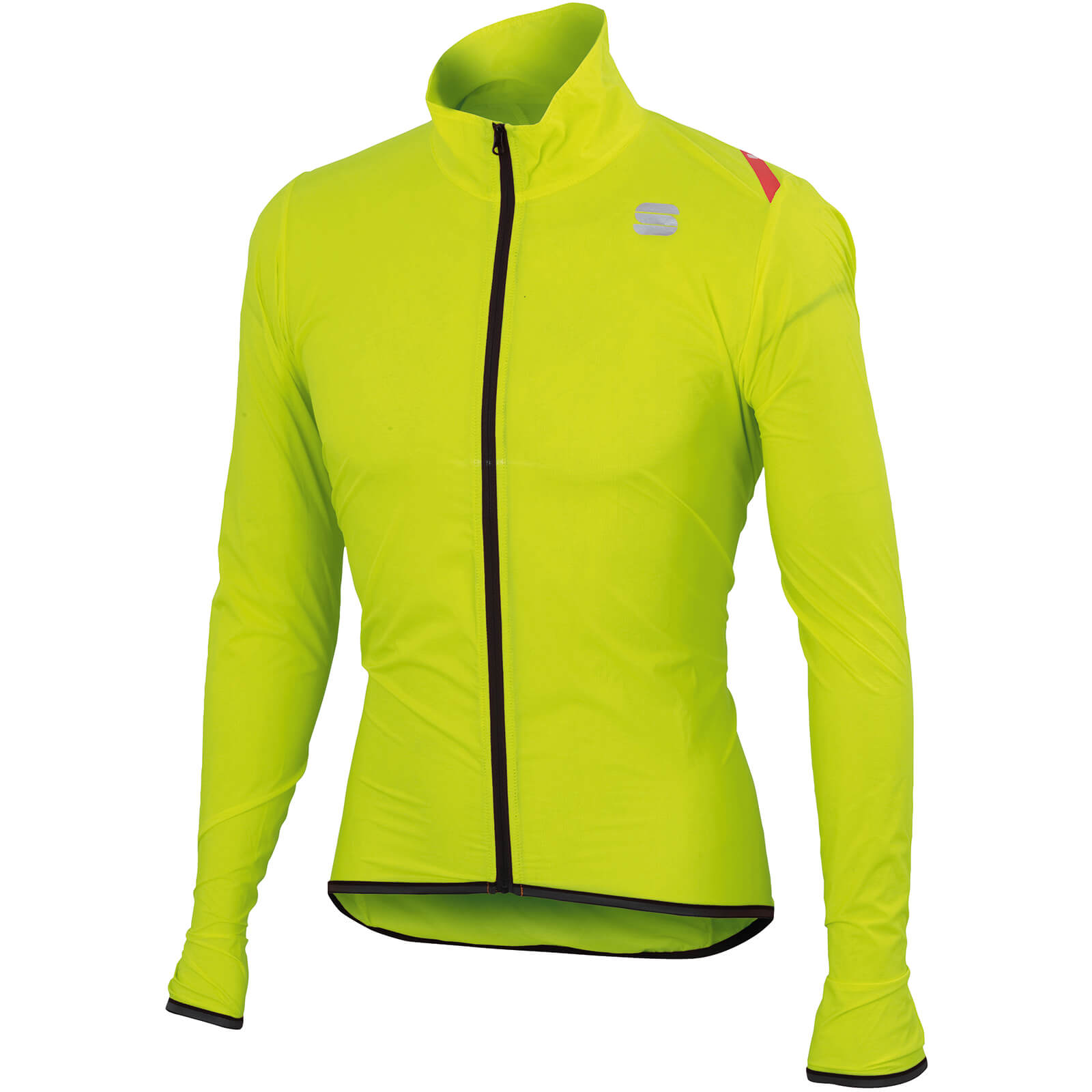 Sportful Hot Pack 6 Jacket - Yellow Fluo