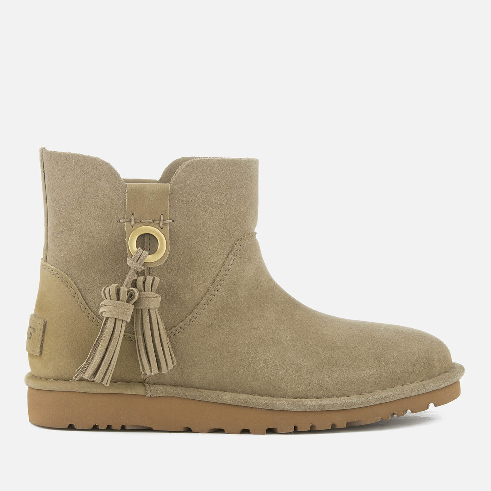 991694d565a UGG Women's Gib Suede Unlined Ankle Boots - Antelope