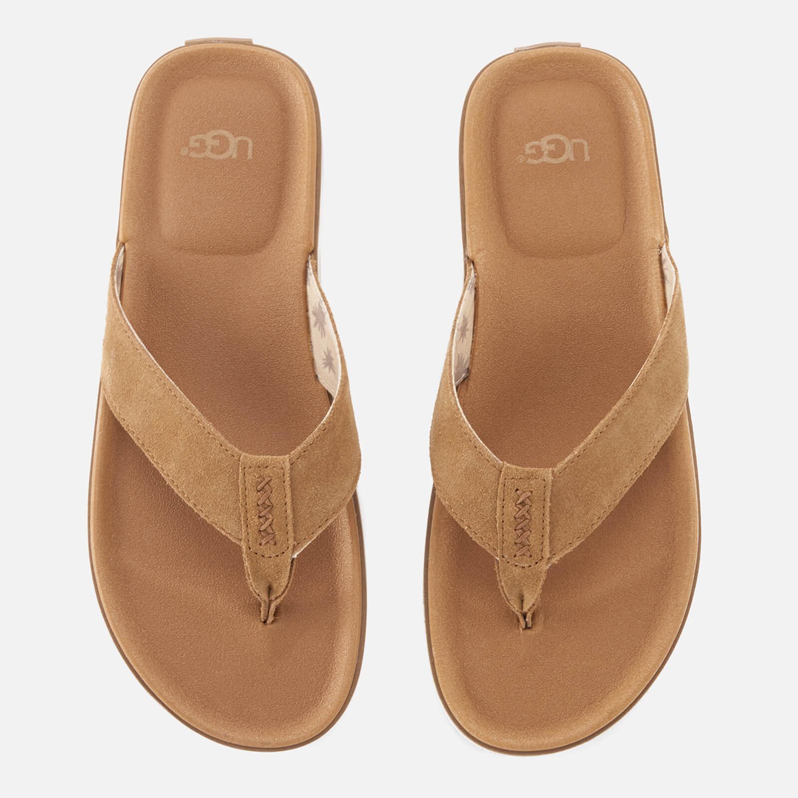 09bff514794 UGG Men's Braven Flip Flops - Chestnut