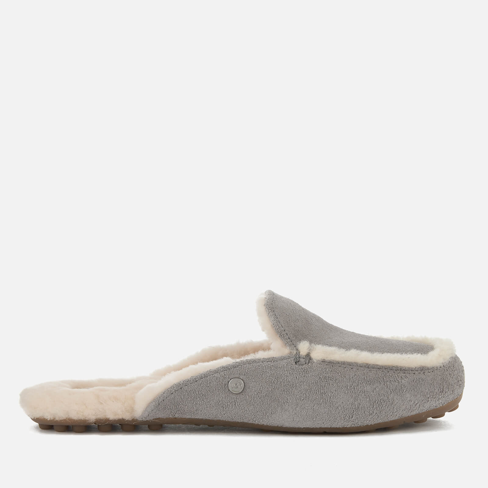 f02cd783c2e UGG Women's Lane Suede Slippers - Seal
