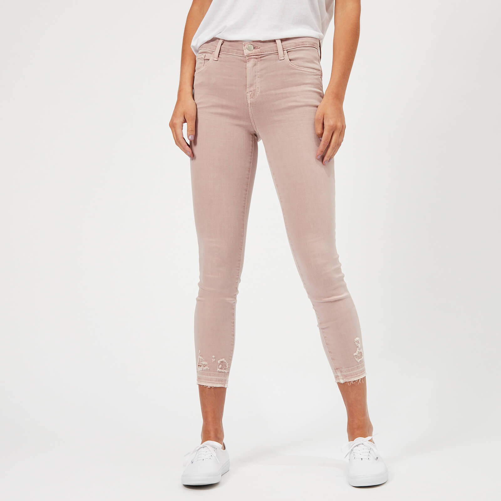 J Brand Jeans Womens 835 Mid Rise Capri