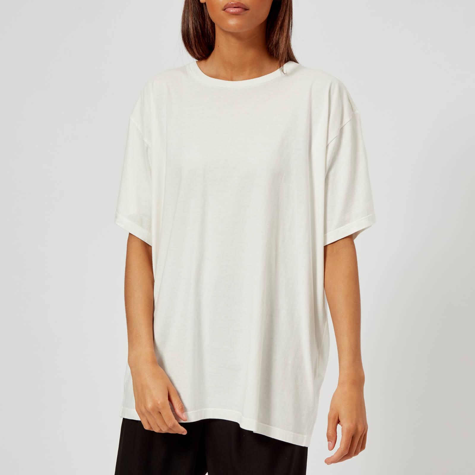 best service 0a85a 3f25f MM6 Maison Margiela Women's No 6 T-Shirt - White
