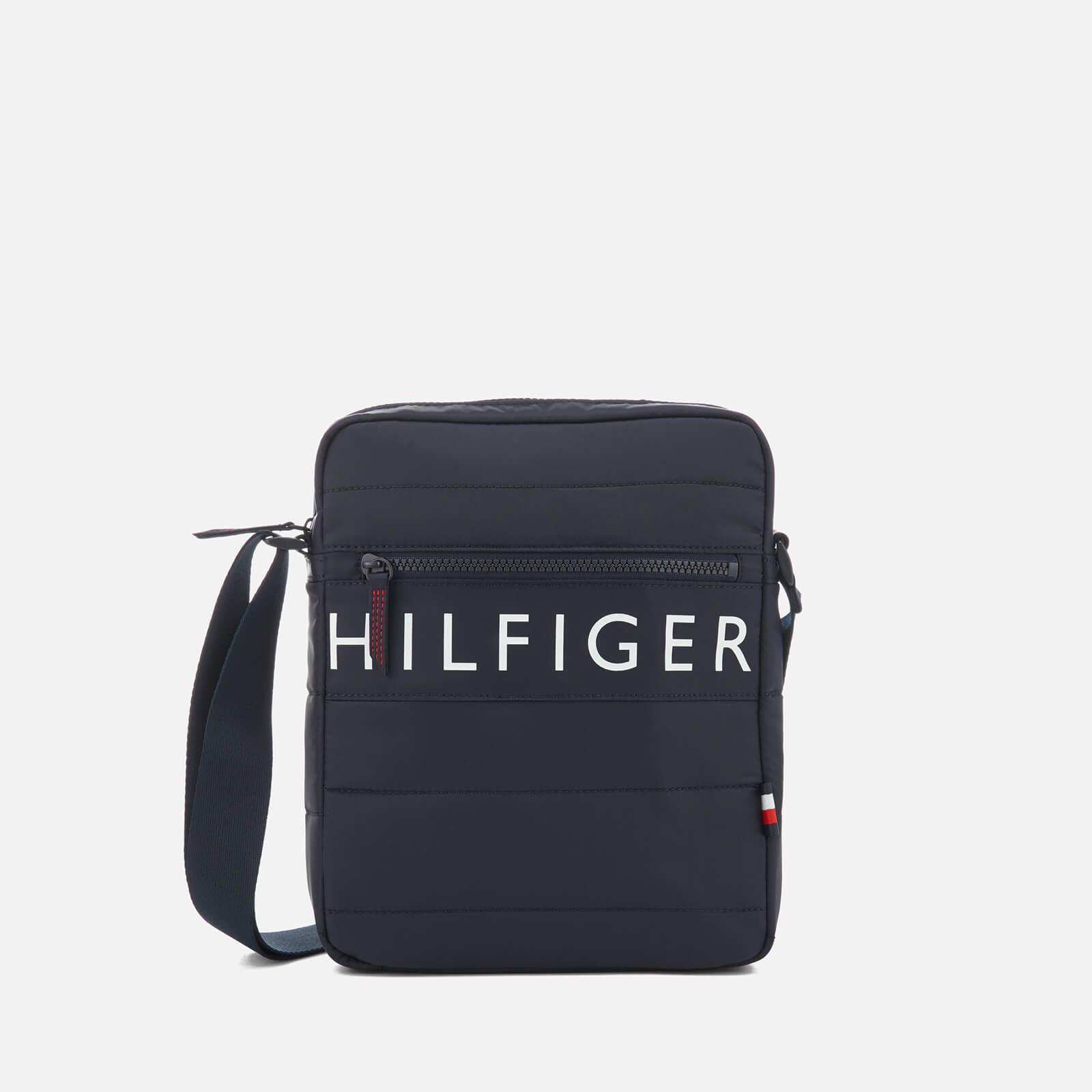 450ca629f3 Tommy Hilfiger Men's Light Nylon Reporter Bag - Tommy Navy Clothing |  TheHut.com