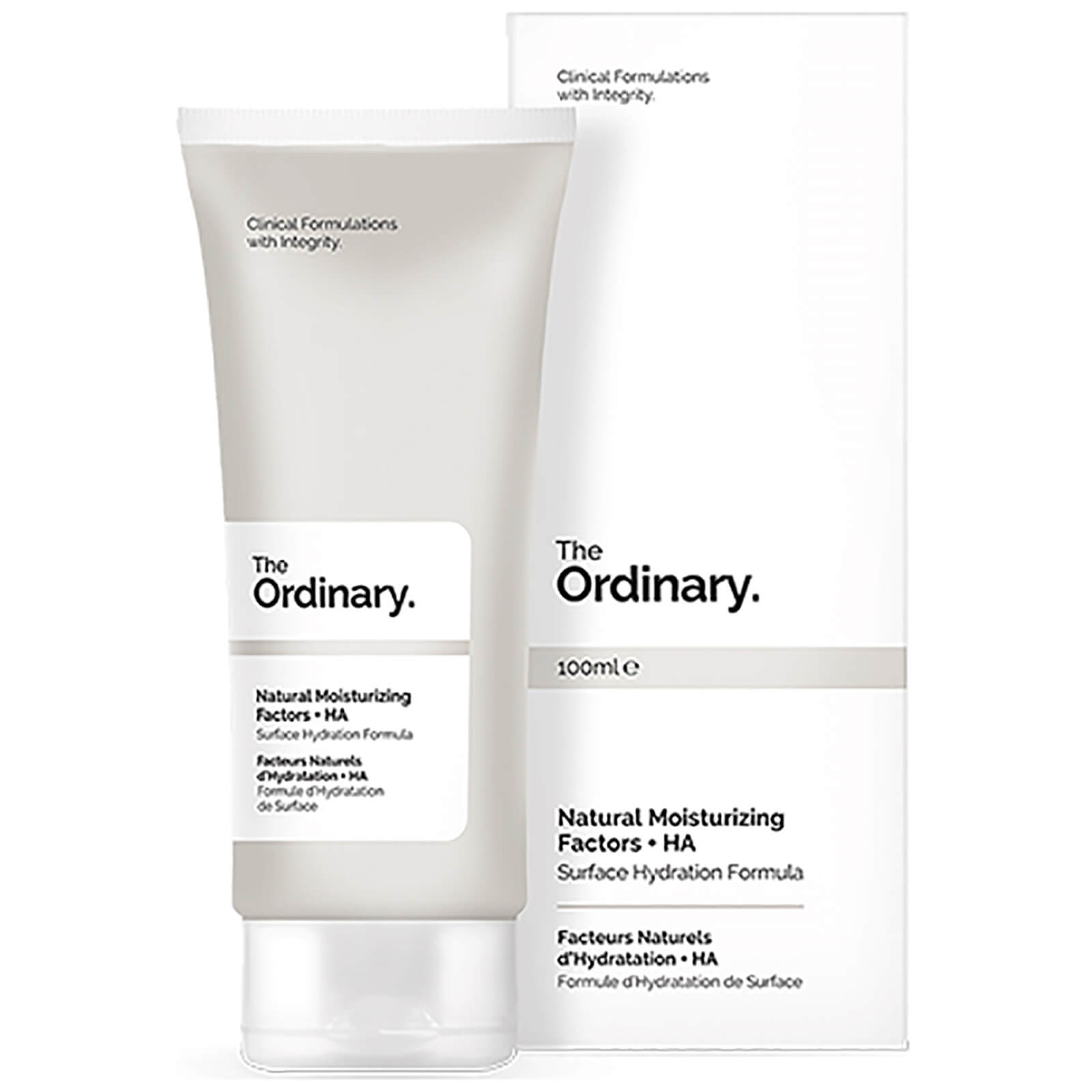 Natural Moisturizing Factors + HA by the ordinary #6