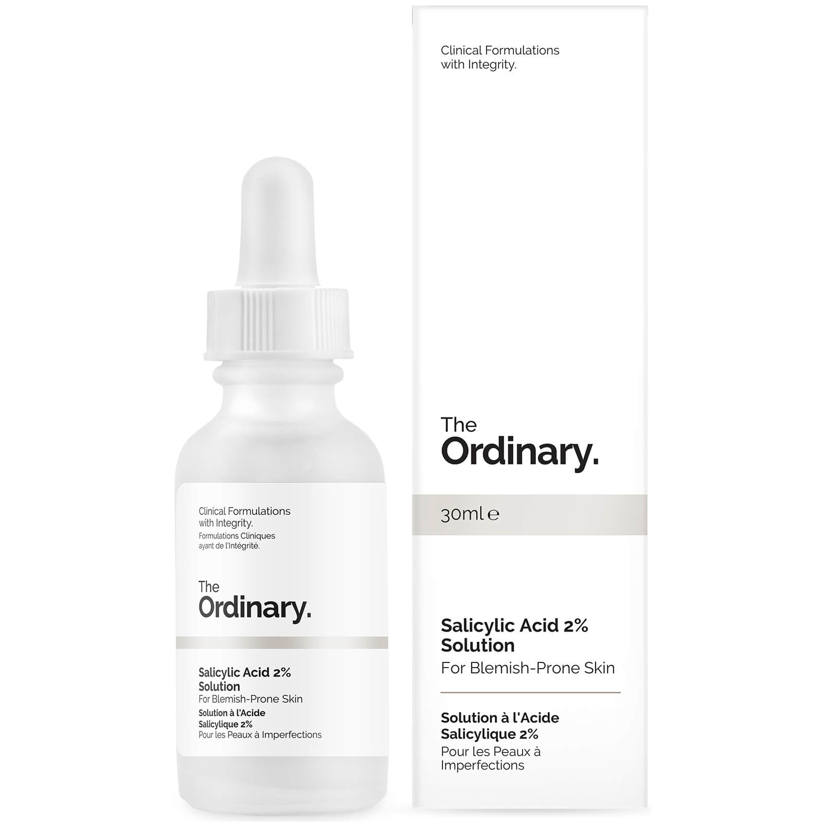 The Ordinary Salicylic Acid serum