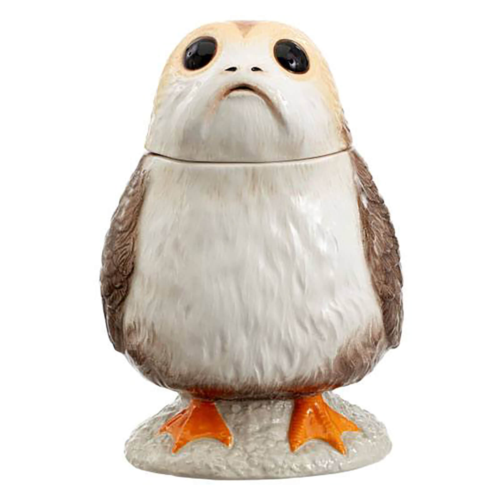 Star Wars Episode VIII Cookie Jar with Sound Porg