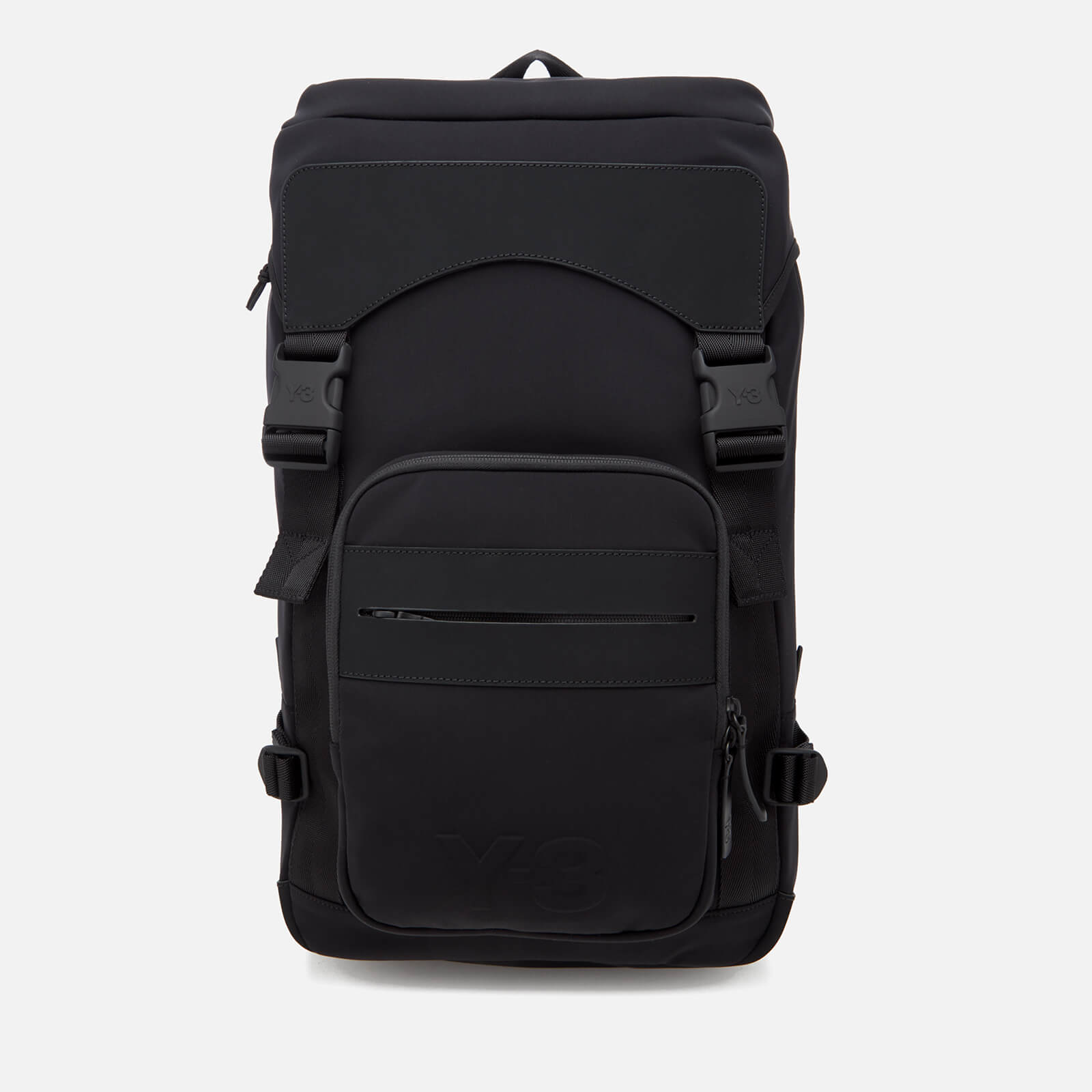 Y-3 Ultratech Backpack - Black - Free UK Delivery over £50 07f936986daad