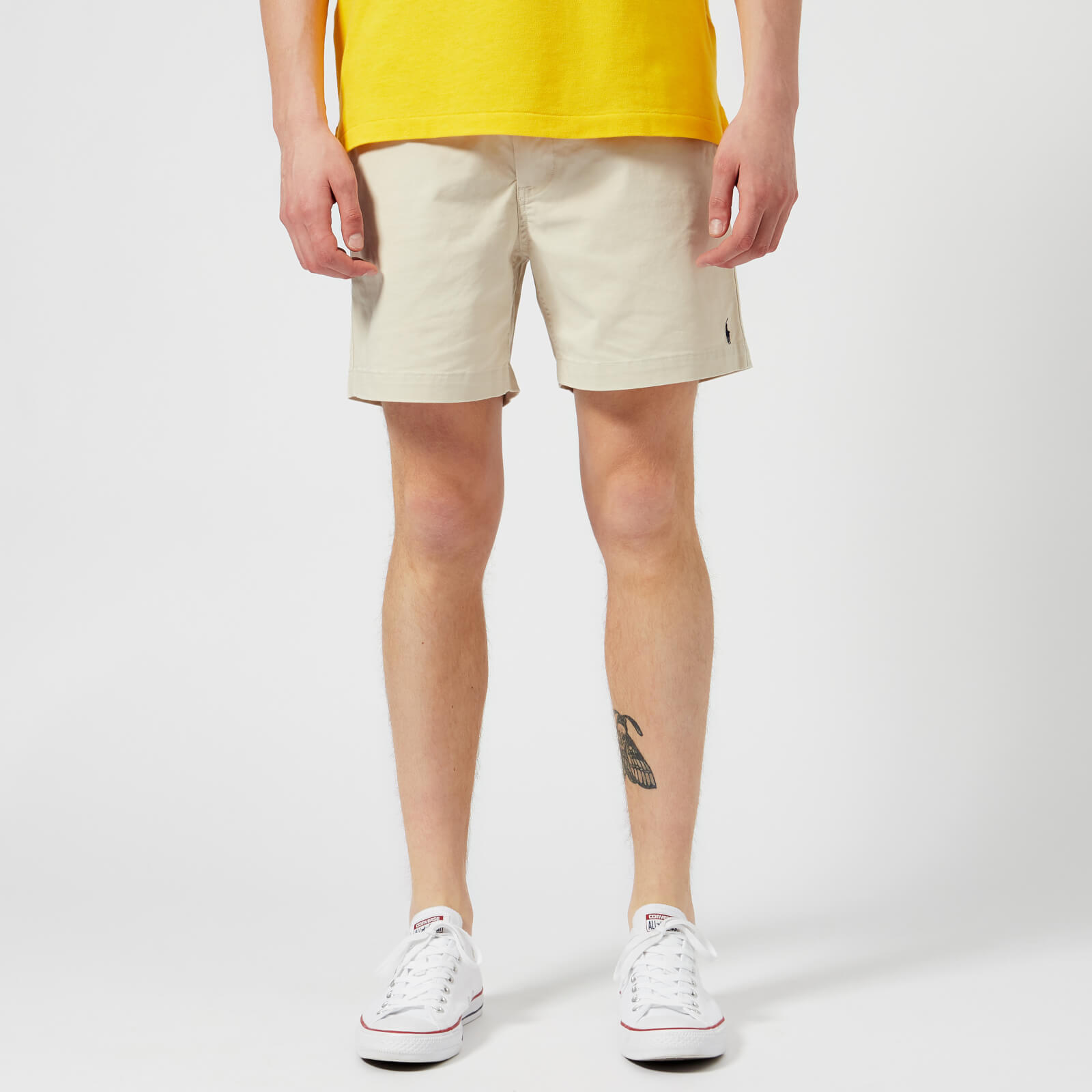 6b3dd6852 Polo Ralph Lauren Men s Prepster Shorts - New Sand - Free UK Delivery over £ 50