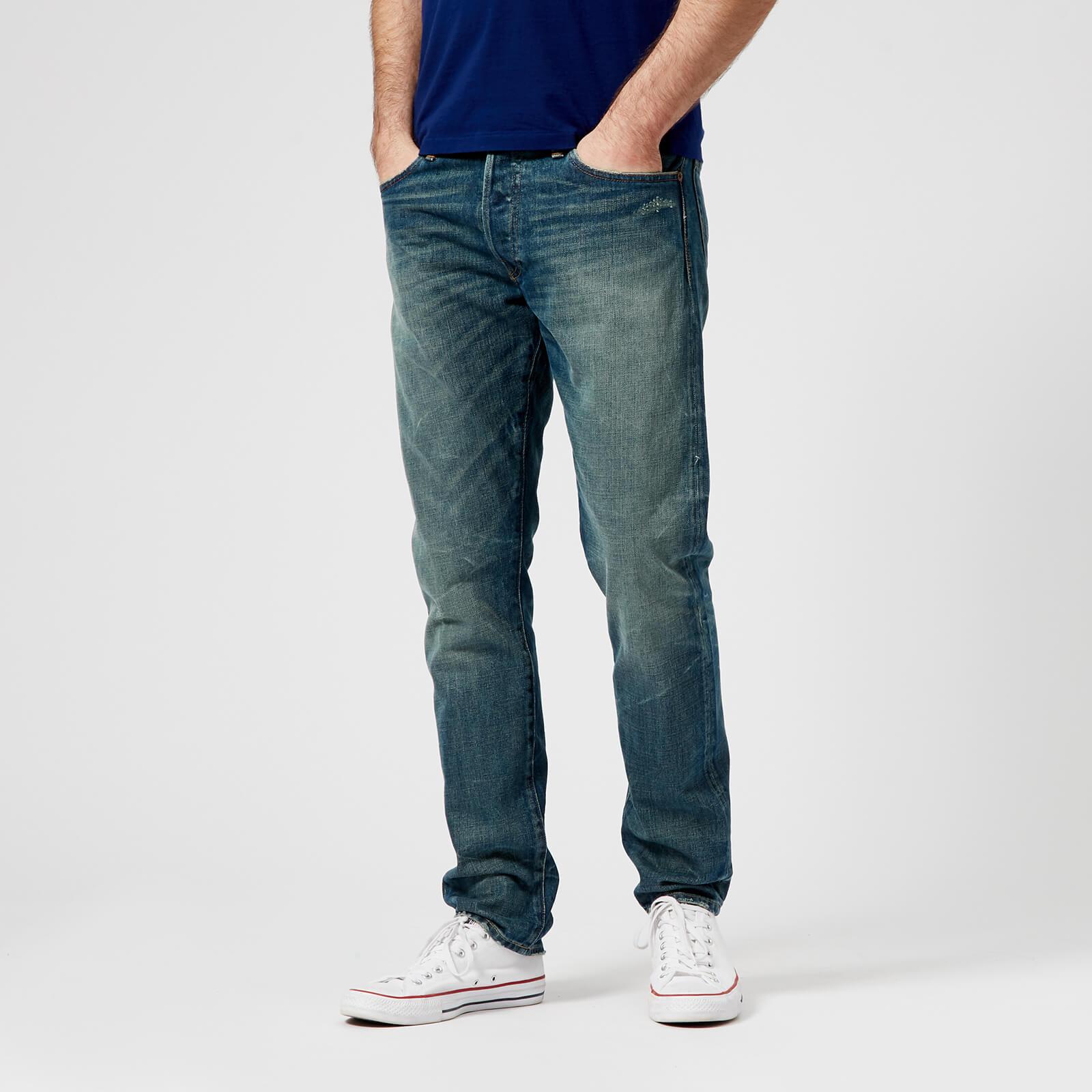 6ce15fb6e3cd Polo Ralph Lauren Men s Sullivan 5 Pocket Slim Denim Jeans - Traverse Wash  - Free UK Delivery over £50