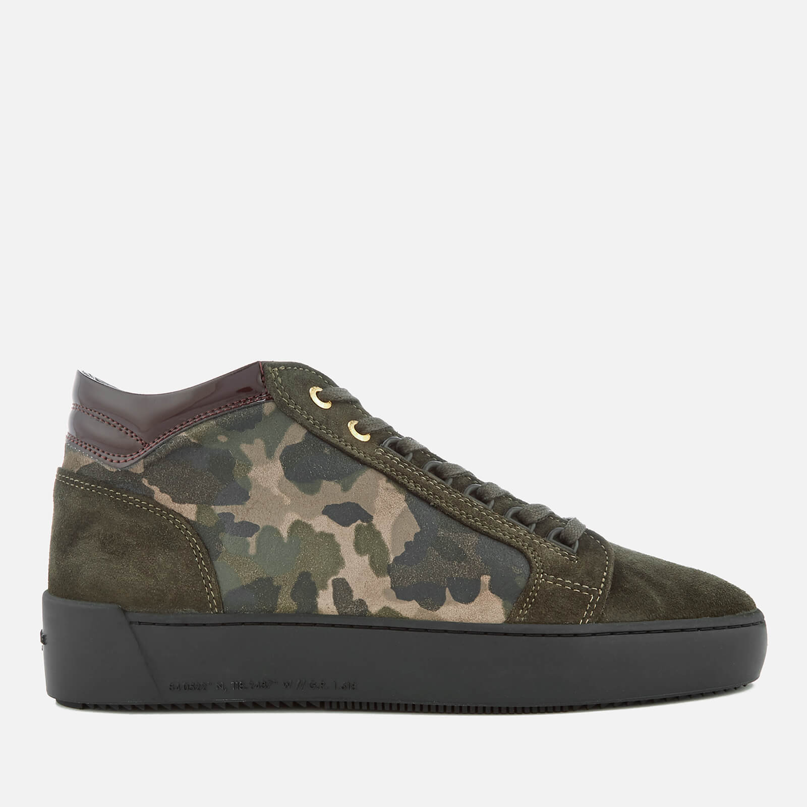 62e4e30e82c8 Android Homme Men s Propulsion Mid Camouflage Trainers - Camo - Free UK  Delivery over £50
