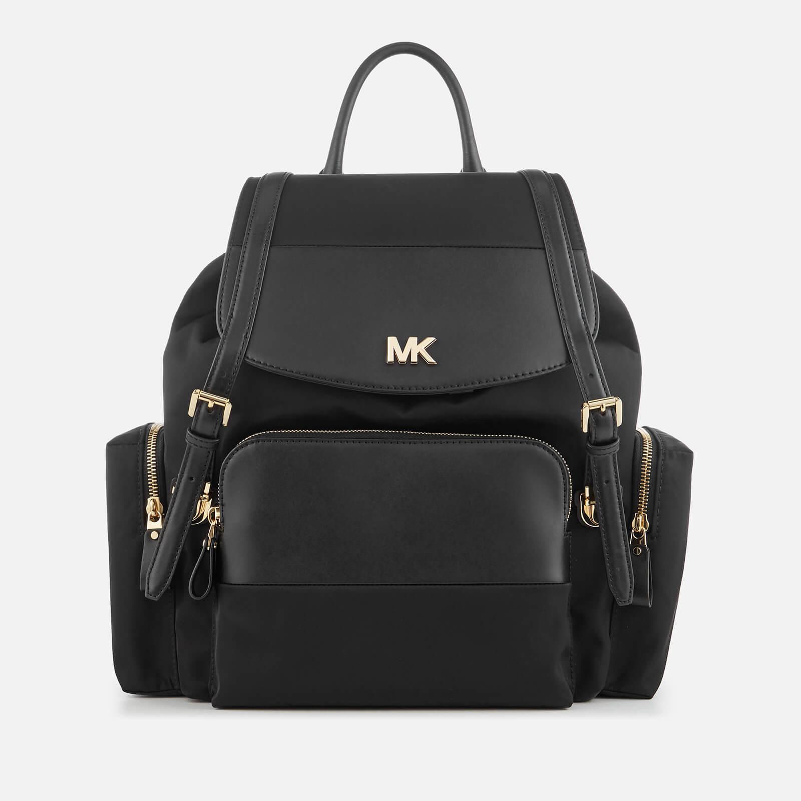 35db37cbd87df7 MICHAEL MICHAEL KORS Women's Mott Changing Bag Backpack - Black - Free UK  Delivery over £50