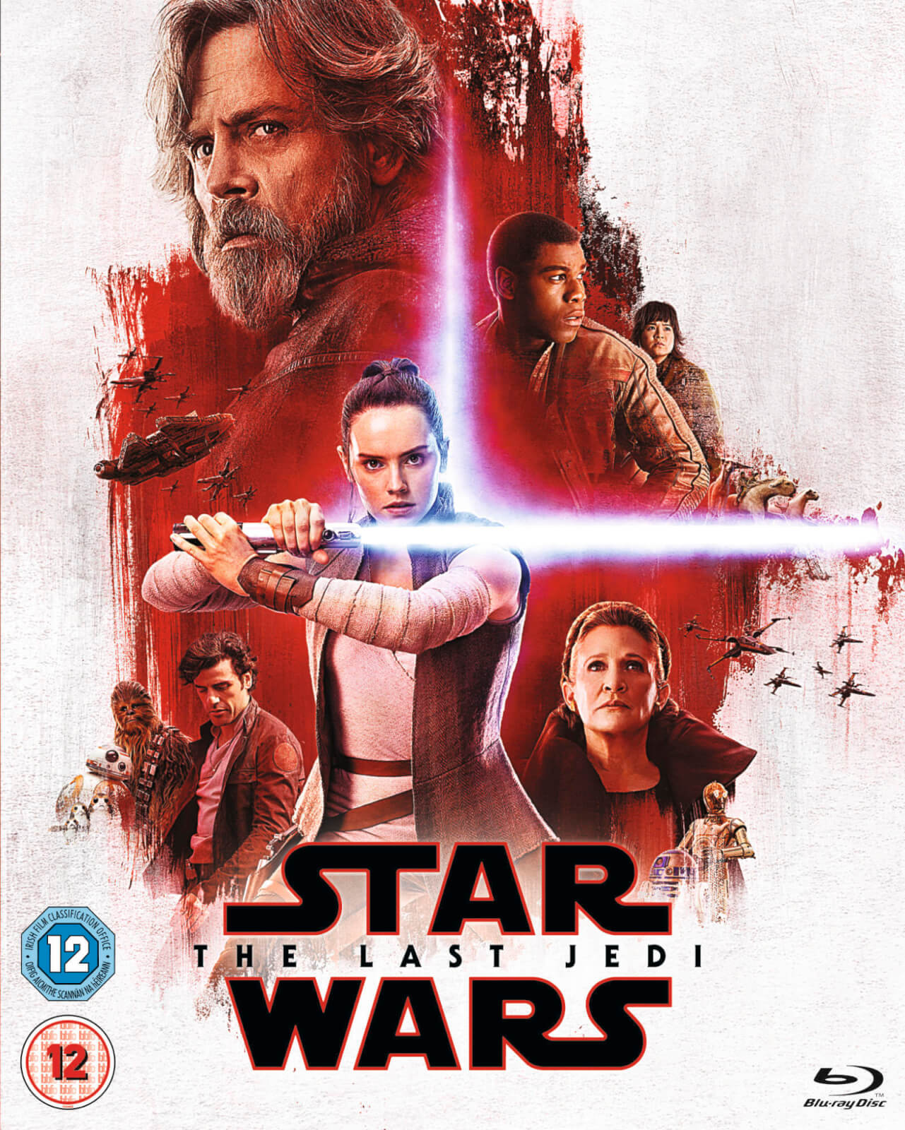 Star Wars The Last Jedi With Limited Edition The