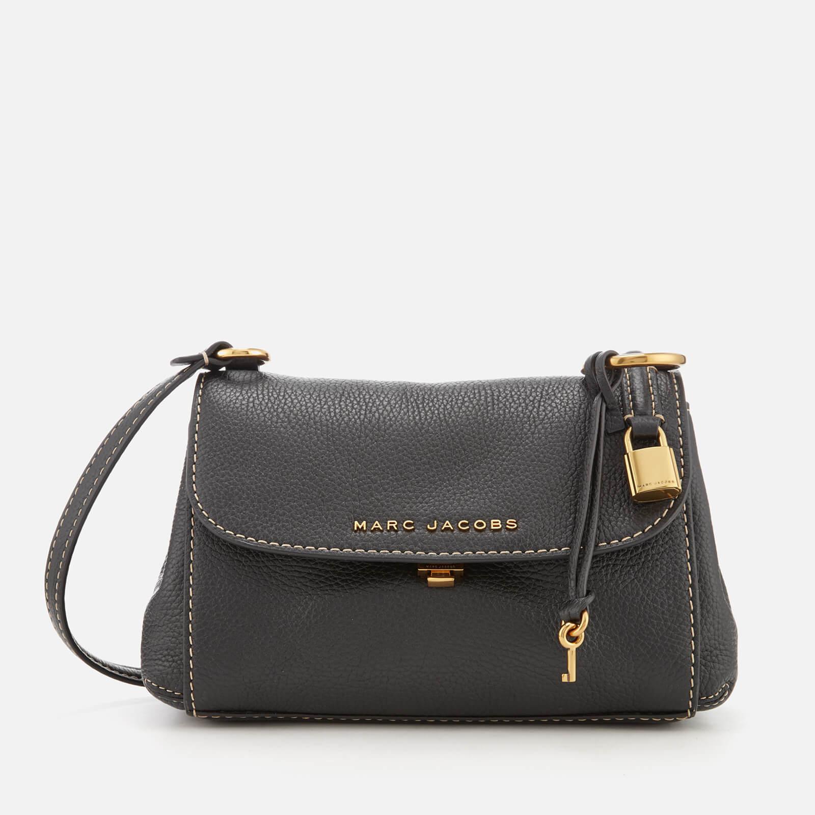 0294340371 Marc Jacobs Women s Mini Boho Grind Bag - Black Gold - Free UK Delivery  over £50