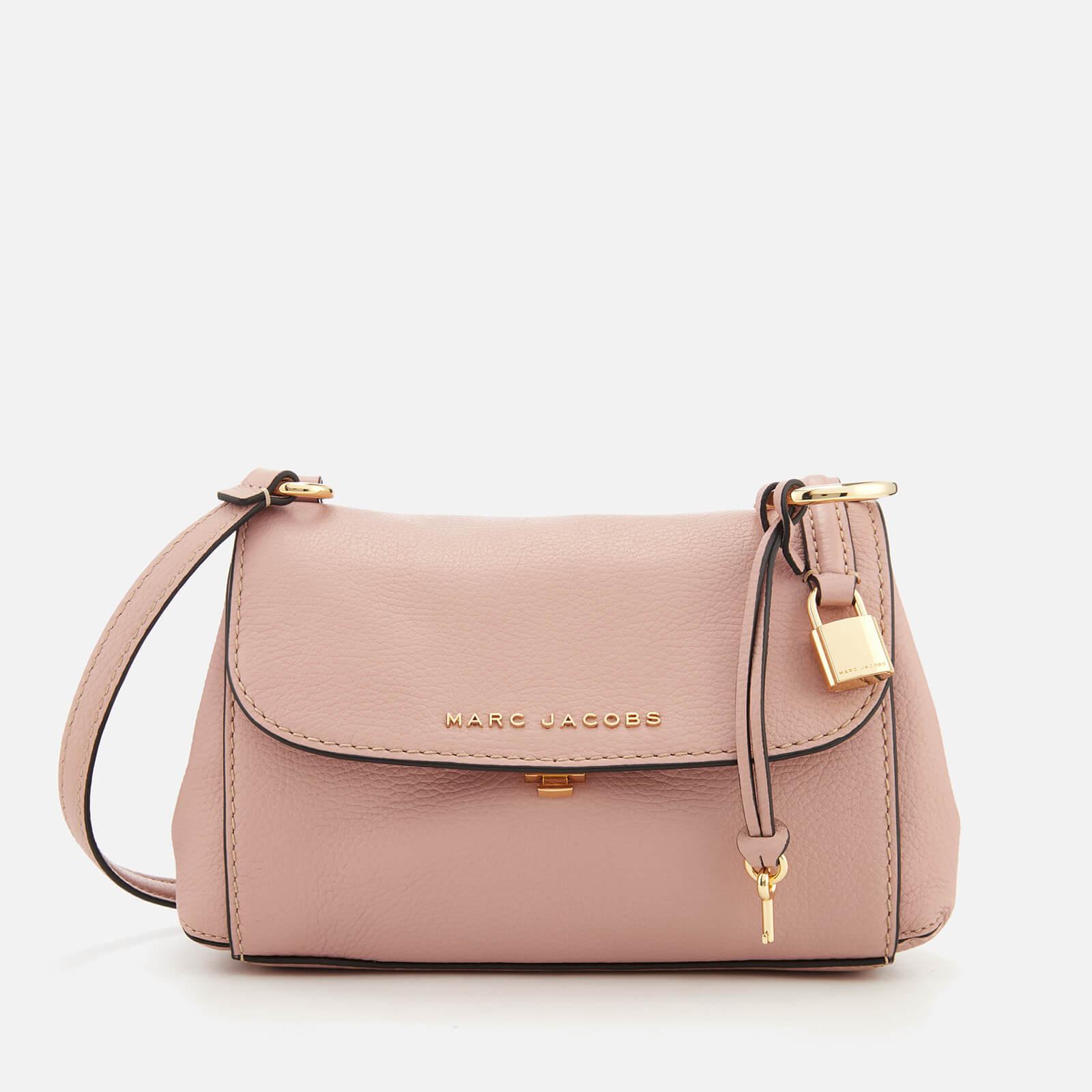 87948bc53d Marc Jacobs Women s Mini Boho Grind Bag - Rose - Free UK Delivery over £50