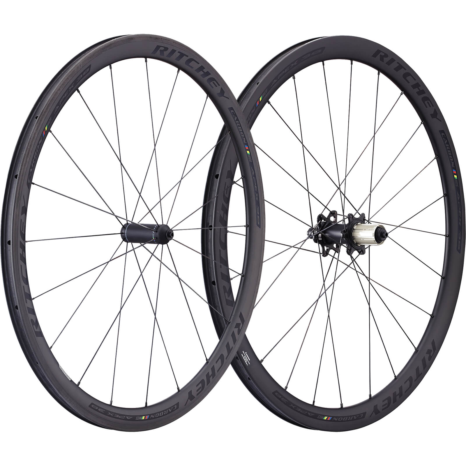 Ritchey WCS Apex 38mm Carbon Clincher Wheelset