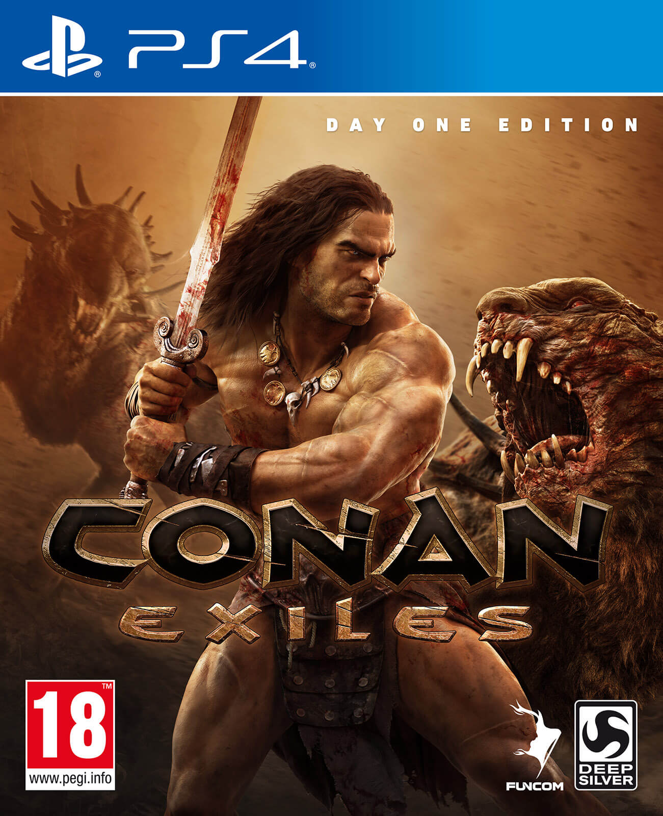 Conan Exiles: Day One Edition