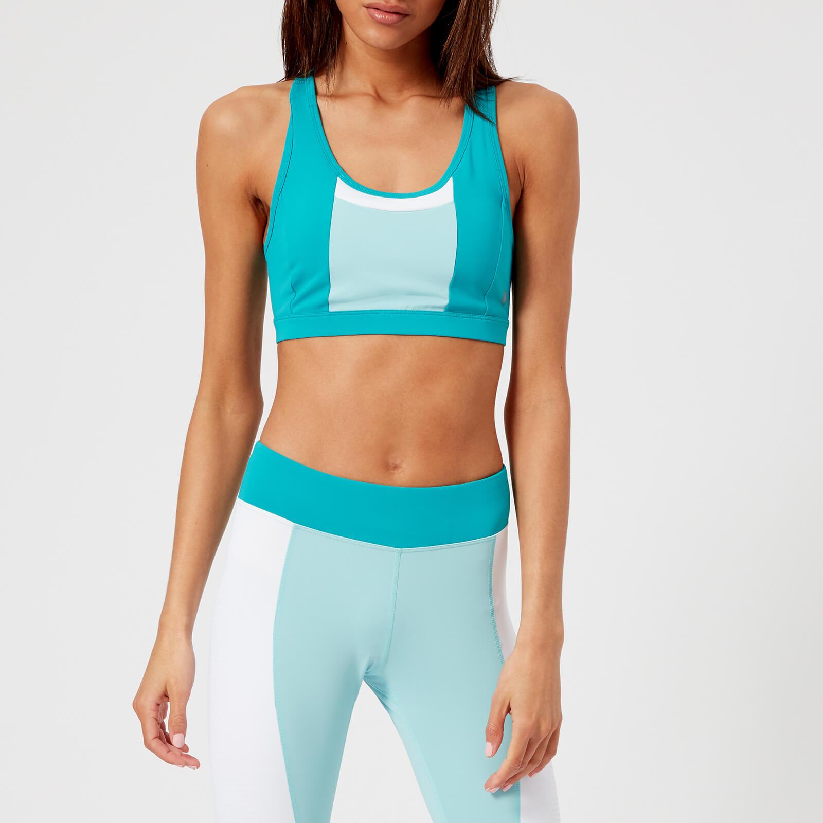 a442363b4a4c Asics Running Women s Colour Block Bra - Lake Blue