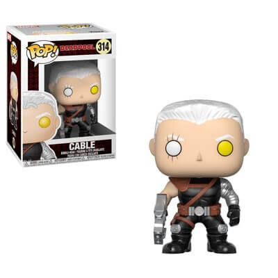 Marvel Deadpool Parody Cable Pop! Vinyl Figure