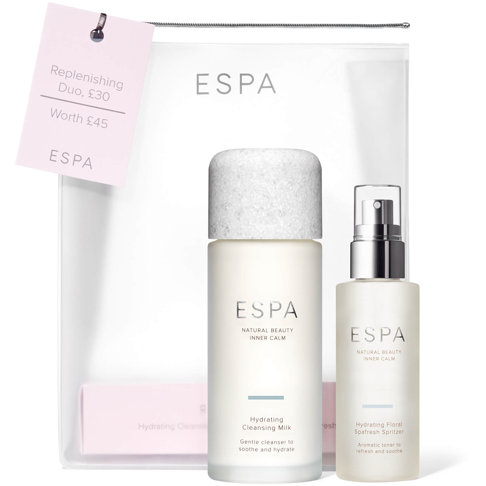 Skincare Replenishing Duo (Worth £45)