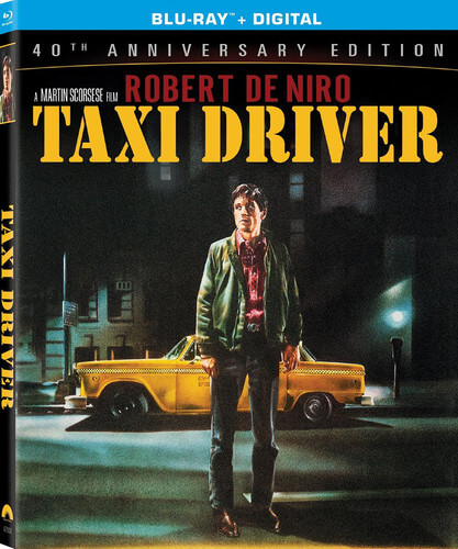 Taxi Driver 40th Anniversary Edition