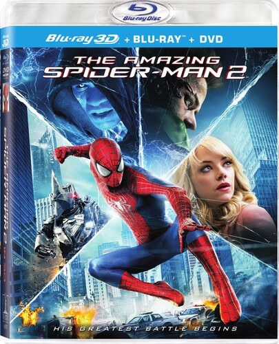 Amazing Spider-Man 2 3D (Includes 2D Version)