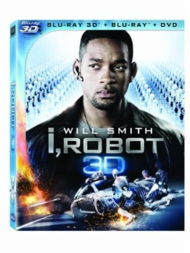 I Robot 3D (Includes 2D Version)