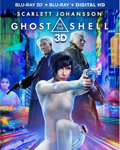 Ghost In The Shell 3D (Includes 2D Version)