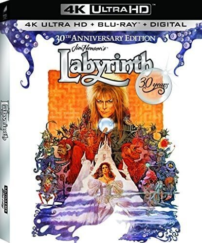 Labyrinth (30th Anniversary Edition) - 4K Ultra HD