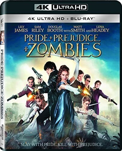Pride & Prejudice & Zombies - 4K Ultra HD