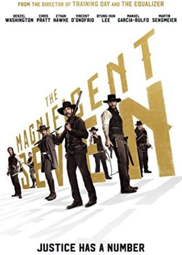 Magnificent Seven - 4K Ultra HD