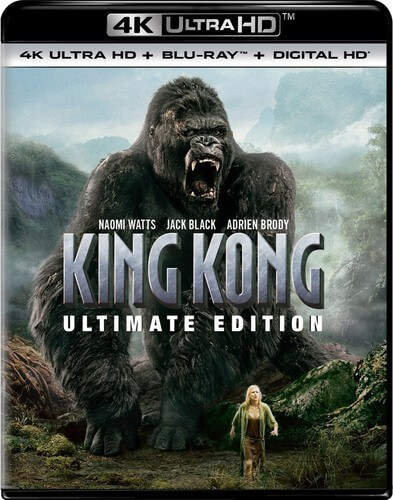 King Kong (Ultimate Edition) - 4K Ultra HD