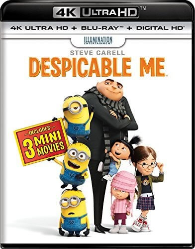 Despicable Me - 4K Ultra HD