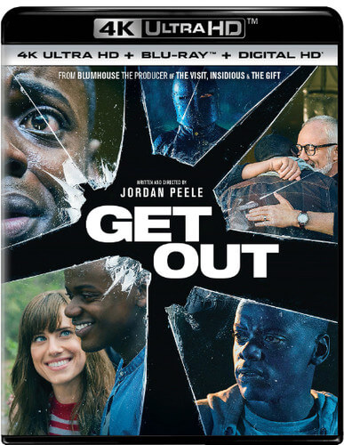 Get Out - 4K Ultra HD