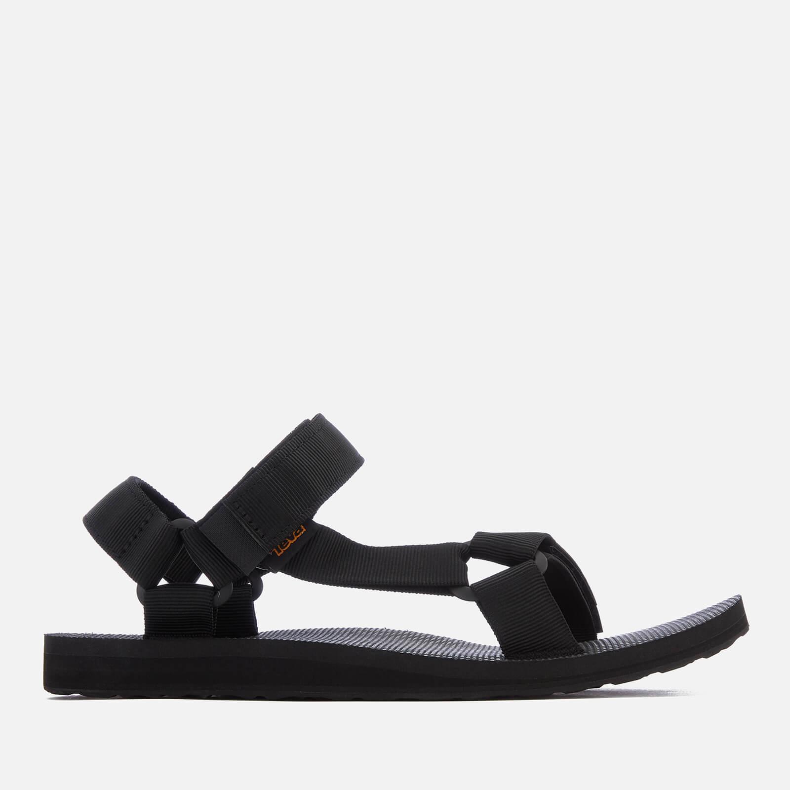 e50784eb4402 Teva Men s Original Universal Urban Sport Sandals - Black Mens Footwear