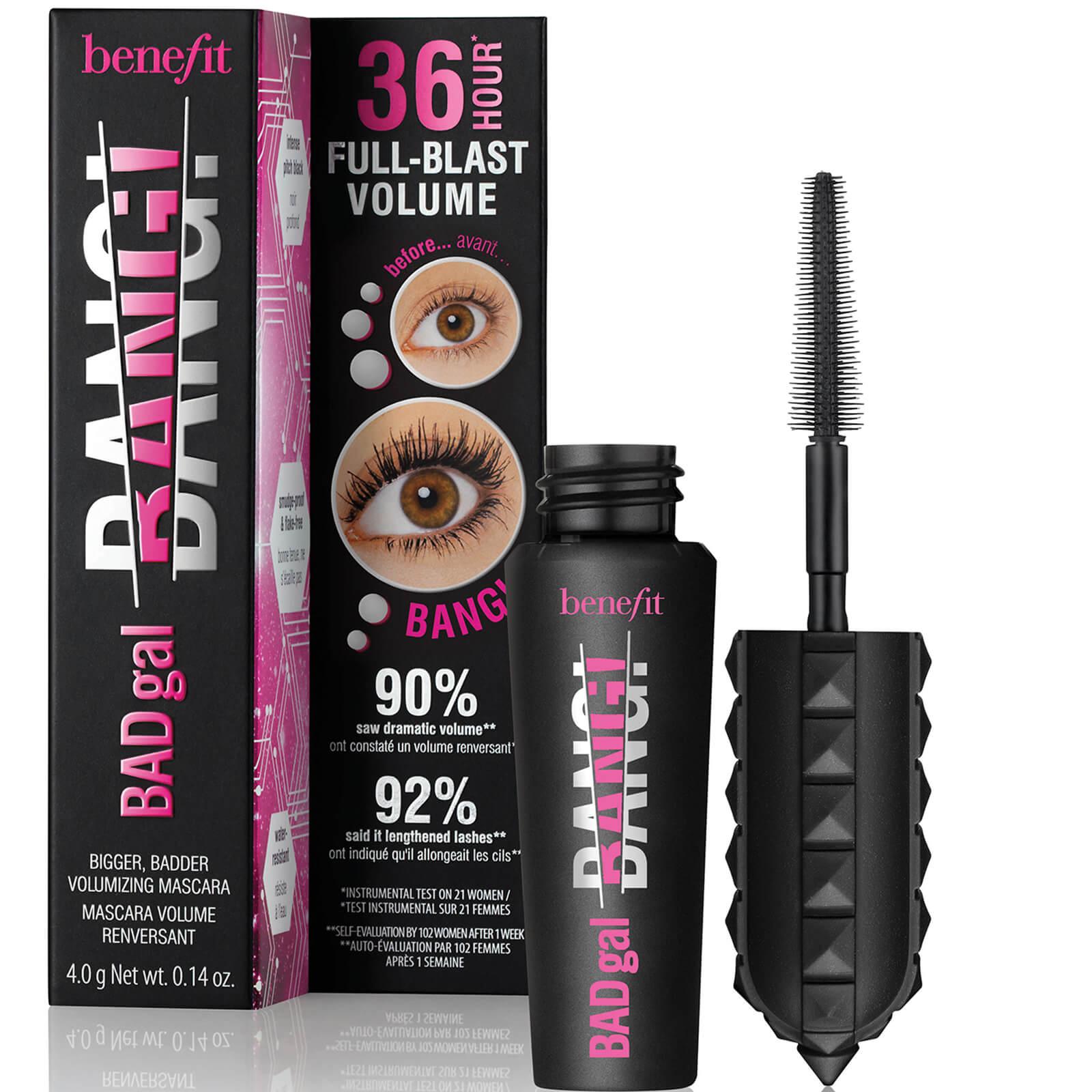 bf7211159dc benefit BADgal Bang Mascara Mini 4g | Free Shipping | Lookfantastic