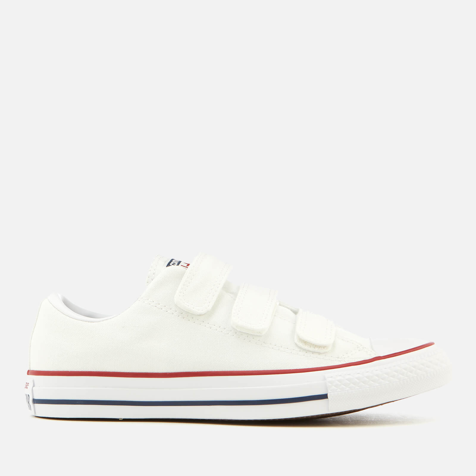 Converse Chuck Taylor All Star 3V Ox Trainers WhiteInsignia BlueGarnet