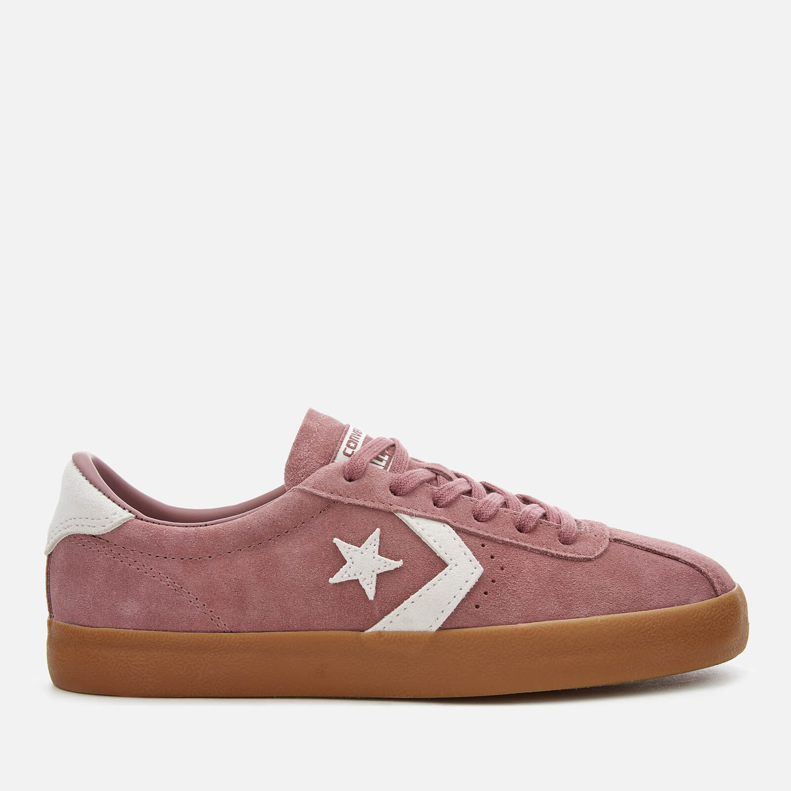 78ff2cc1627115 Converse Women s Breakpoint Ox Trainers - Saddle Hale Putty Gum Womens  Footwear