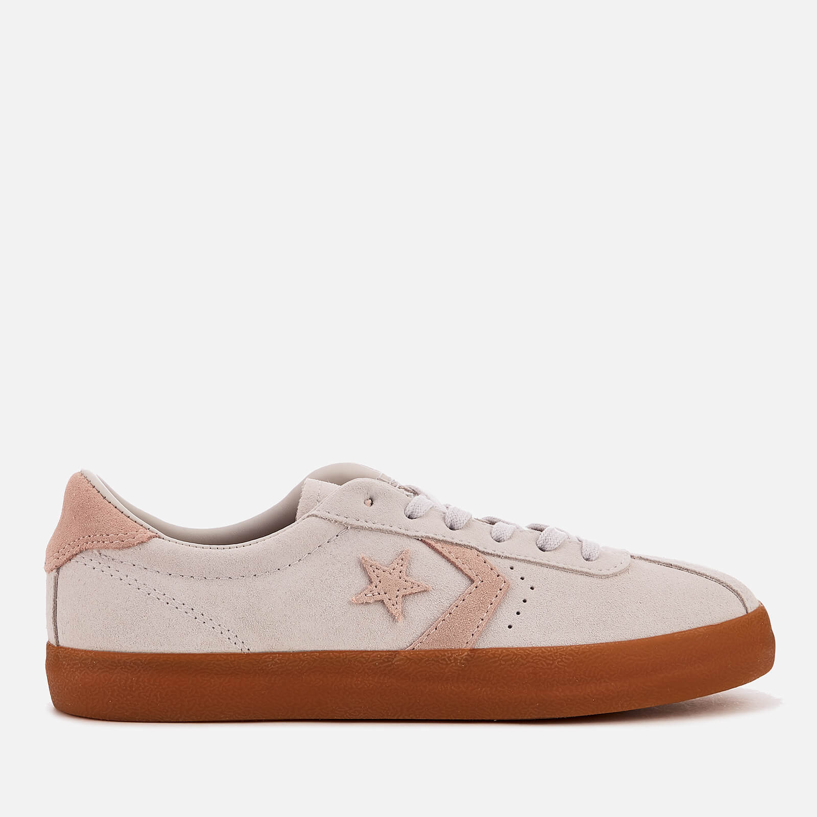217151cde21a Converse Women s Breakpoint Ox Trainers - Pale Putty Particle Beige Womens  Footwear