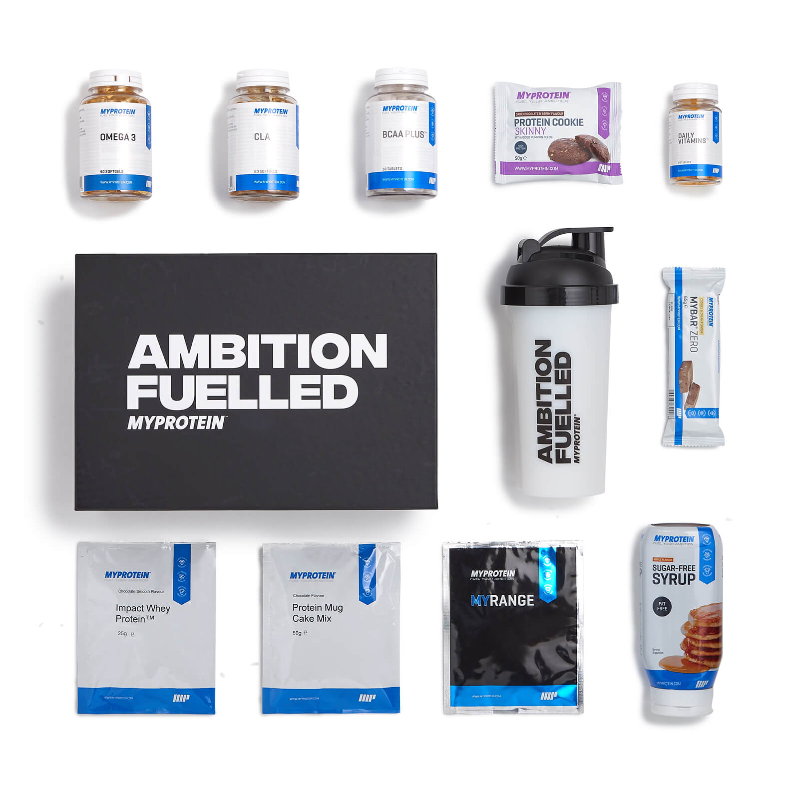 Ambition Fuelled Box
