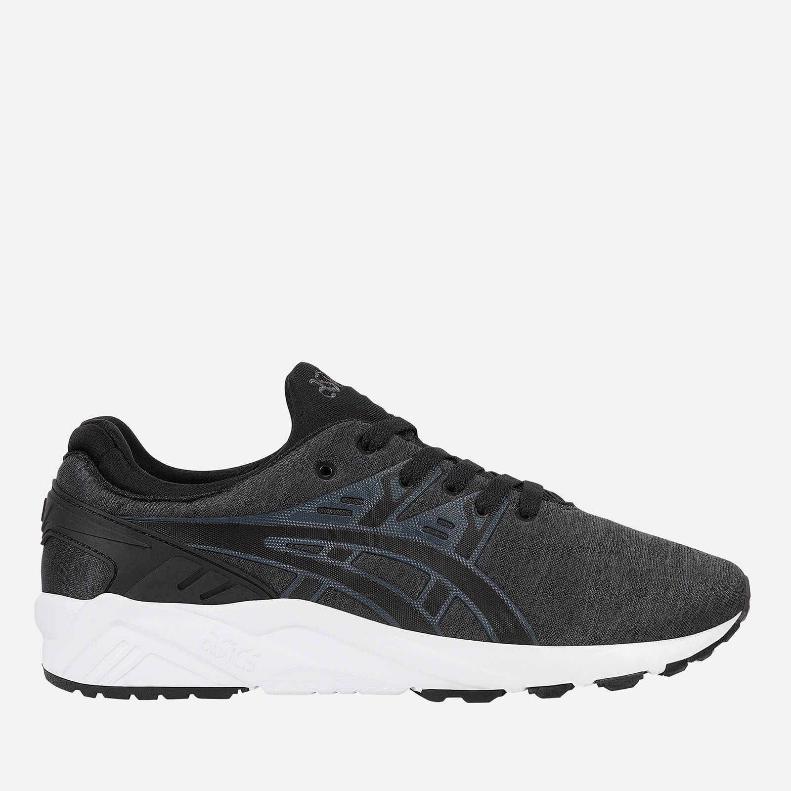 d40ae4d93 Asics Lifestyle Men s Gel-Kayano Evo Trainers - Dark Grey Black - Free UK  Delivery over £50
