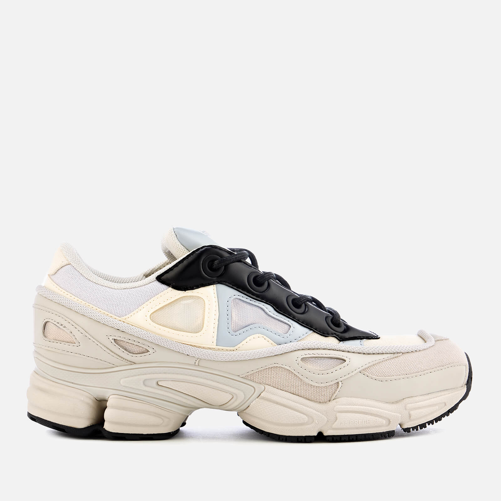 b5c01a8bf51c adidas by Raf Simons Men s Ozweego III Trainers - Cream White - Free UK  Delivery over £50