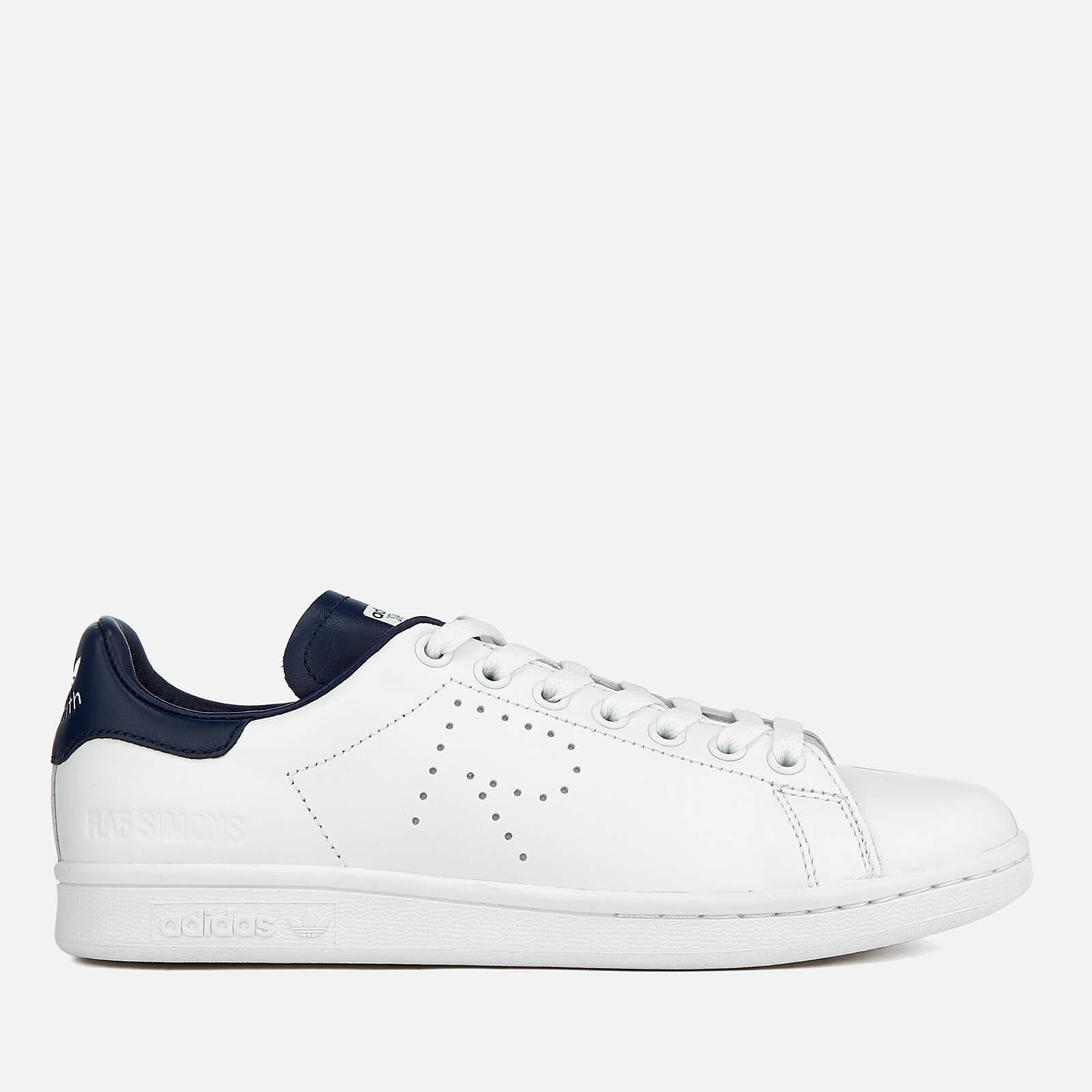 cheaper 502c7 096ba adidas by Raf Simons Stan Smith Trainers - FTW White Night Sky - Free UK  Delivery over £50