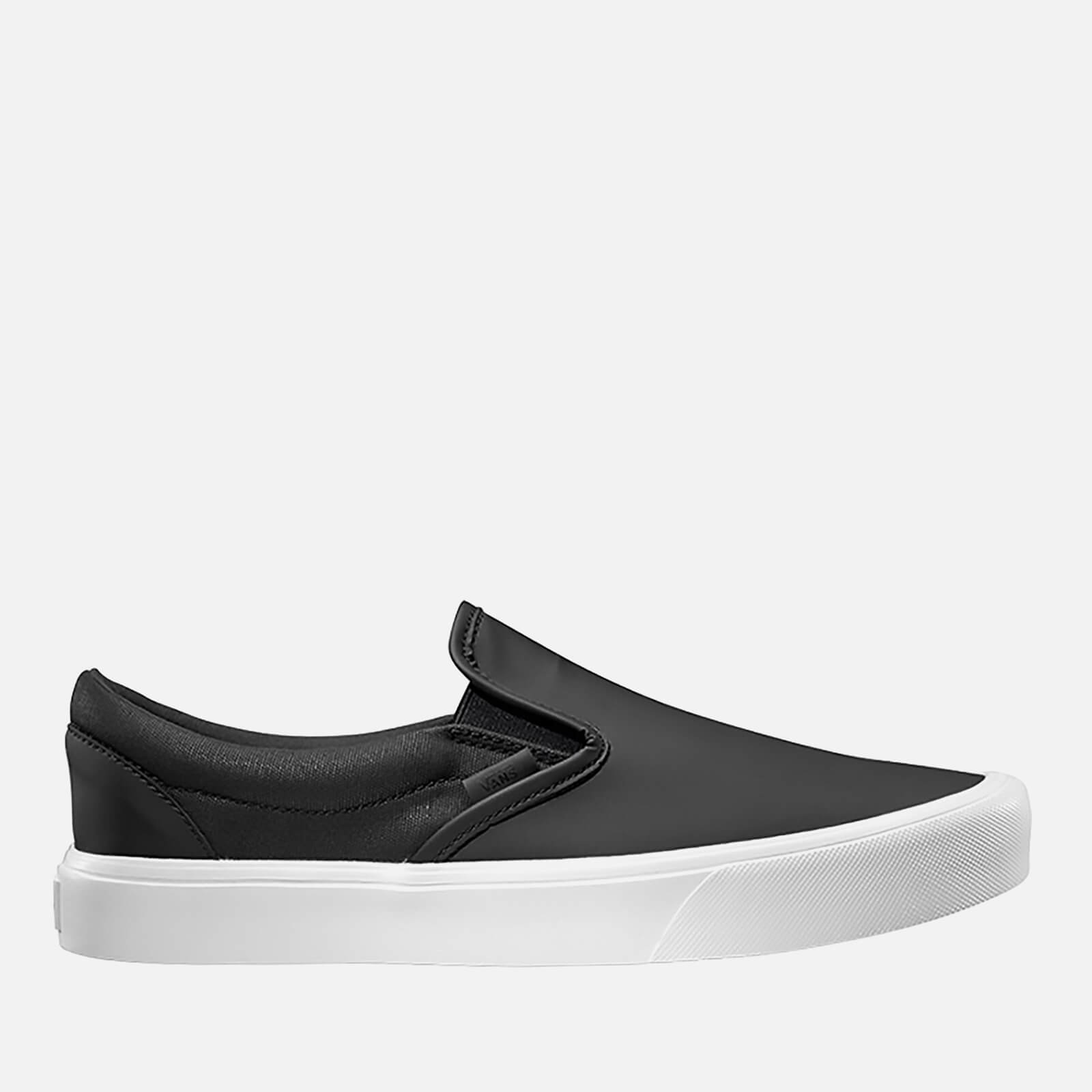 Vans X Rains Men s Slip-On Lite Trainers - Black True White - Free UK  Delivery over £50 6696c12f7