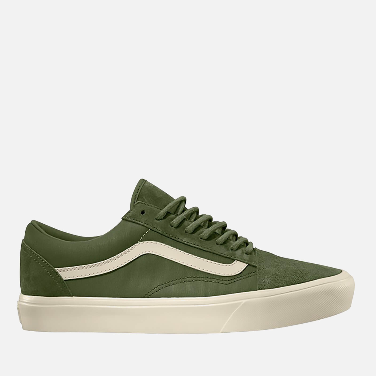 9ef6f89b08ba2f Vans X Rains Men s Old Skool Lite Trainers - Clover Turtledove - Free UK  Delivery over £50