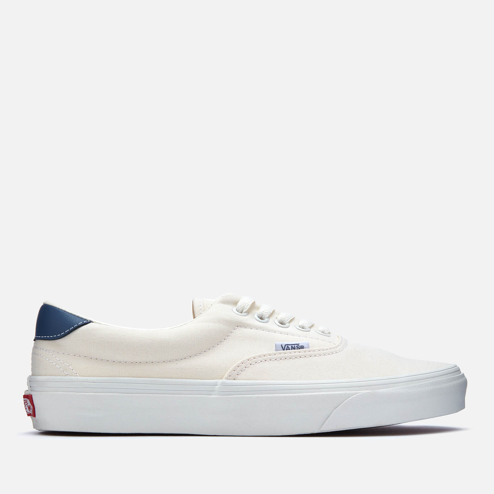 603609846870ce Vans Men s Era 59 Trainers - Vintage White Vintage Indigo Mens Footwear